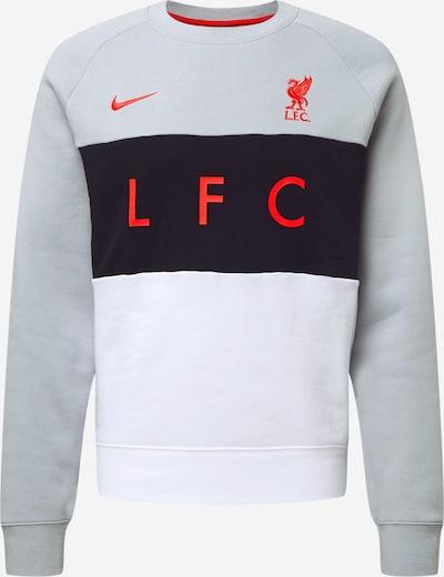 NIKE Camiseta deportiva 'FC Liverpool' en gris / rojo / negro / blanco, Vista del producto