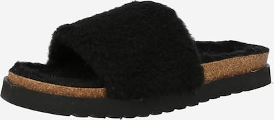 Papuci de casă GABOR pe negru, Vizualizare produs