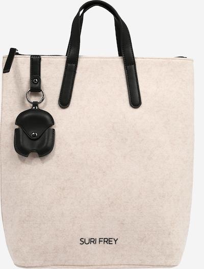 Suri Frey Mochila 'Kristy' en crema / negro, Vista del producto