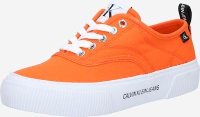 sötét narancssárga Calvin Klein Jeans Rövid szárú edzőcipők 'Oxford', Termék nézet