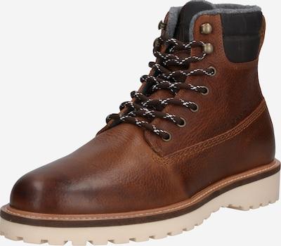 Auliniai batai su raišteliais 'Roden' iš GANT , spalva - kaštoninė spalva, Prekių apžvalga