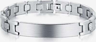 FIRETTI Armband in silbergrau, Produktansicht