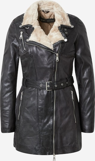 FREAKY NATION Jacke 'Polar Day' in schwarz, Produktansicht