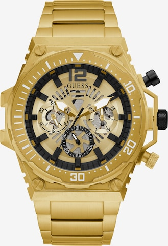 GUESS Uhr in Gold