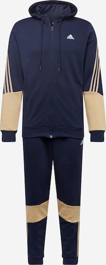 sötétkék / sárga ADIDAS PERFORMANCE Sportruhák, Termék nézet