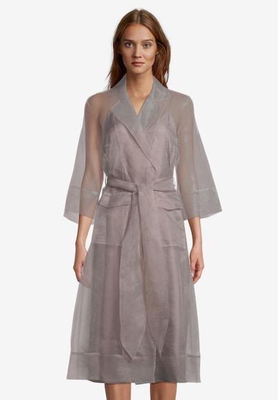 Vera Mont Abendkleid in taupe, Modelansicht