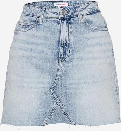 Tommy Jeans Rock in hellblau, Produktansicht