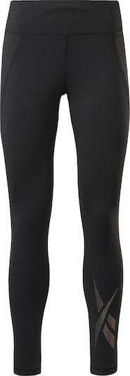 REEBOK Sportbroek in de kleur Zwart, Productweergave