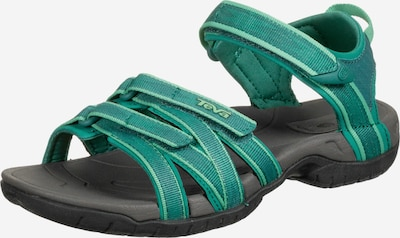 TEVA Sandaal 'Tirra' in de kleur Turquoise, Productweergave