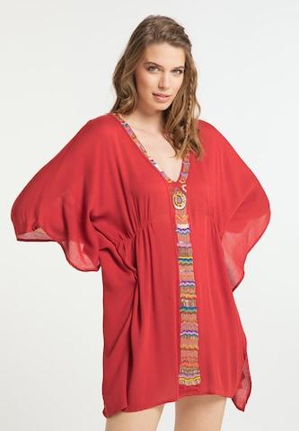 usha FESTIVAL Tunic in Red