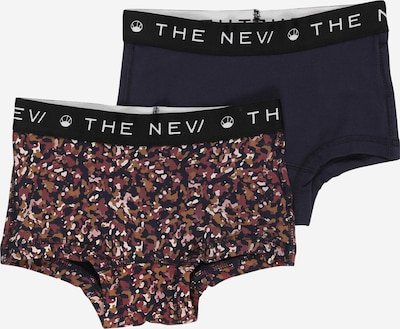 The New Unterhose in navy / mischfarben, Produktansicht