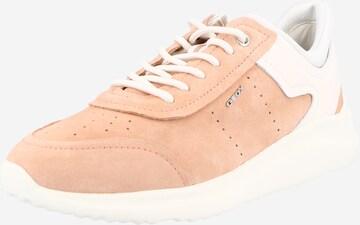 GEOX Sneakers 'Diodiana' in Orange