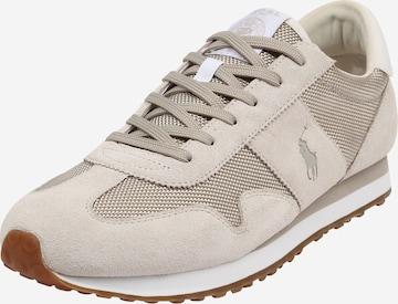 Polo Ralph Lauren Sneakers in Grey