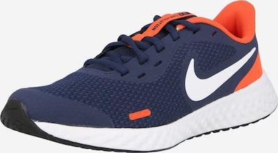 Pantofi sport 'Revolution 5' NIKE pe bleumarin / portocaliu închis / alb, Vizualizare produs