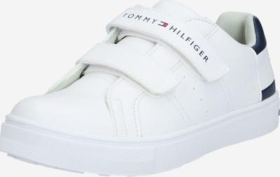 TOMMY HILFIGER Zapatillas deportivas en marino / rojo claro / blanco, Vista del producto