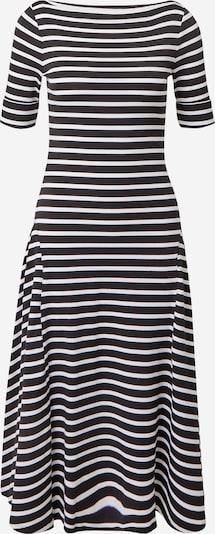 Lauren Ralph Lauren Obleka 'MUNZIE' | črna / bela barva, Prikaz izdelka