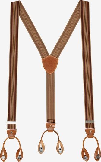 Lloyd Men's Belts Hosenträger Hosenträger in braun, Produktansicht