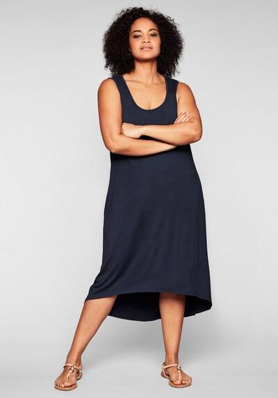 SHEEGO Plážové šaty - marine modrá, Model/ka