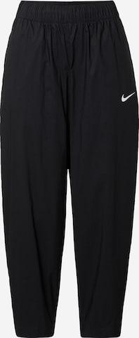 juoda NIKE Sportinės kelnės