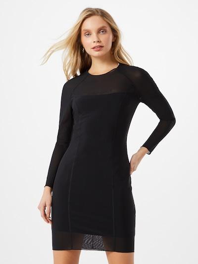 Calvin Klein Jeans Kleid in schwarz: Frontalansicht