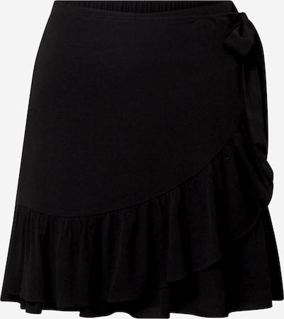 SECOND FEMALE Jupe 'Kimmy' en noir, Vue avec produit