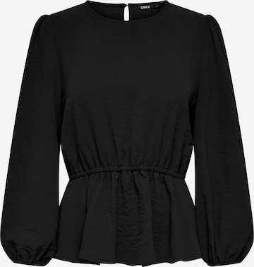 ONLY Blouse 'Mette' in Black