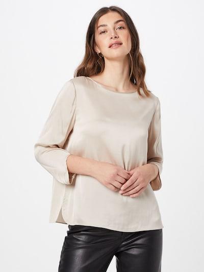 SAND COPENHAGEN Blusa 'Nova' en beige claro, Vista del modelo