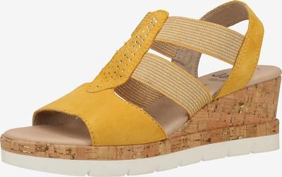 JANA Sandalen in gelb, Produktansicht
