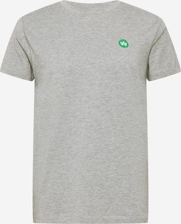 Kronstadt Shirt 'Timmi' in Grey
