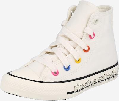 CONVERSE Sneaker  'CTAS HI' in mischfarben / naturweiß, Produktansicht
