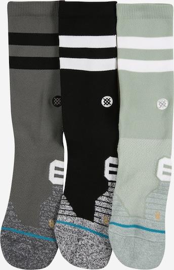 Stance Sportssokker 'FRANCHISE' i blandingsfarvet, Produktvisning