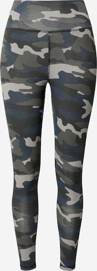 Ragdoll LA Leggings in grün / khaki, Produktansicht