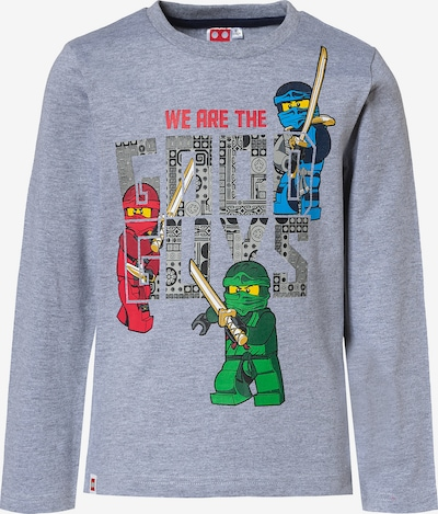 LEGO Shirt 'Ninjago' in graumeliert / mischfarben, Produktansicht