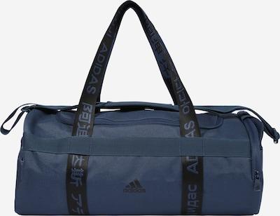 ADIDAS PERFORMANCE Bolsa de deporte en navy / negro, Vista del producto
