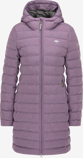 Schmuddelwedda Manteau d'hiver en violet, Vue avec produit