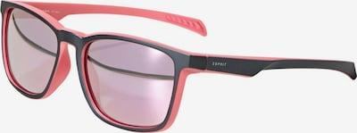 ESPRIT SPORT Sonnenbrille in rosa / schwarz, Produktansicht