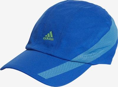 ADIDAS PERFORMANCE Sportcap in blau / hellblau, Produktansicht