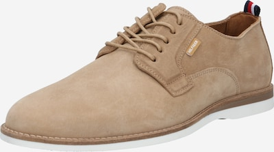 TOMMY HILFIGER Lace-up shoe in sand, Item view