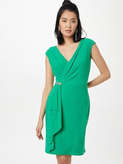 Lauren Ralph Lauren Cocktailmekko 'RYDER' värissä vihreä, Mallinäkymä