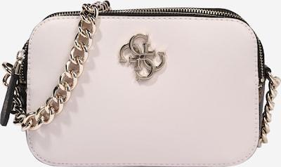 GUESS Tasche 'NOELLE' in creme / dunkelbraun, Produktansicht