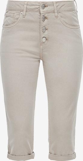 Q/S designed by Jeans in de kleur Beige, Productweergave