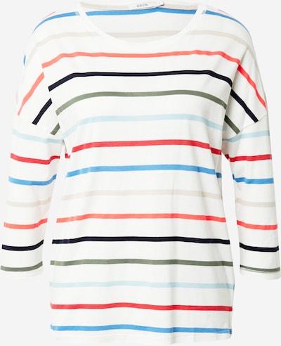 CECIL Shirt in mischfarben / weiß, Produktansicht