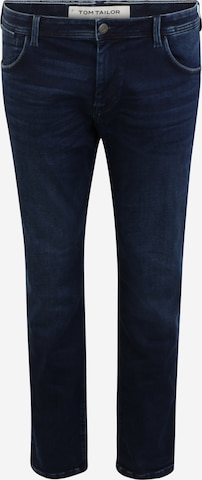 TOM TAILOR Men + Teksapüksid, värv sinine