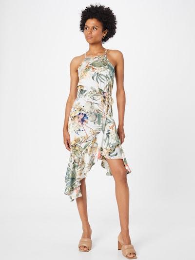 Rochie de vară AX Paris pe crem / mai multe culori, Vizualizare model