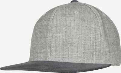 Flexfit Cap en grau / hellgrau, Vue avec produit