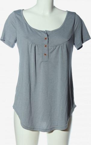 Fashion T-Shirt in M in Blau