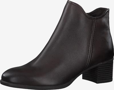 MARCO TOZZI Botas de tobillo en marrón oscuro, Vista del producto