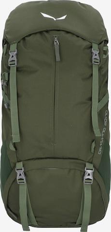 SALEWA Sports Backpack in Green