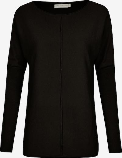eve in paradise Pullover in schwarz, Produktansicht