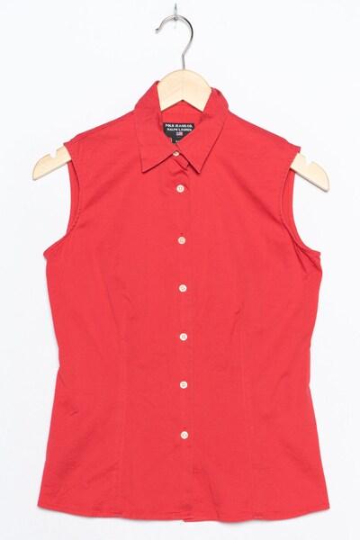 RALPH LAUREN Weste in S in rot, Produktansicht